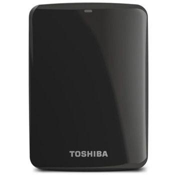 Toshiba CANVIO® CONNECT Portable HDD 2TB