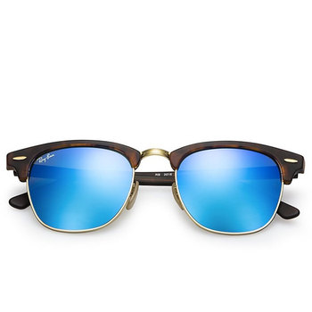 Ray-Ban CLUBMASTER RB3016 Sunglasses Tortoise