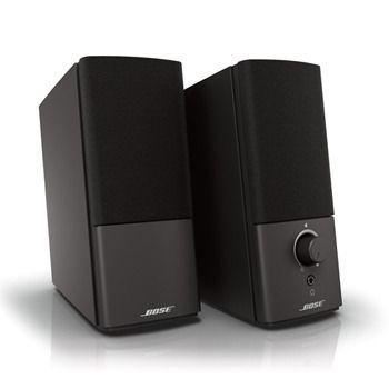 Bose® Companion® 2 Series III Multimedia Speaker System