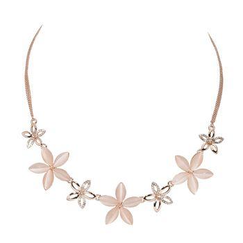 Pica LéLa Flower Necklace
