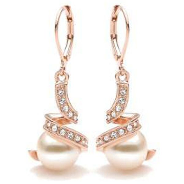 Pica LéLa Glamour Pearl Earrings Image