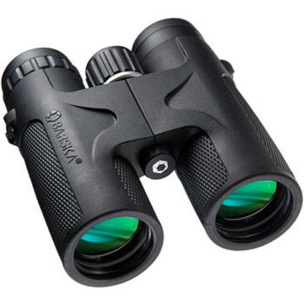 Barska BLACKHAWK Binoculars 10×42 WP Image