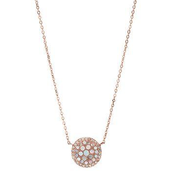 Fossil VINTAGE GLITZ Women's Necklace