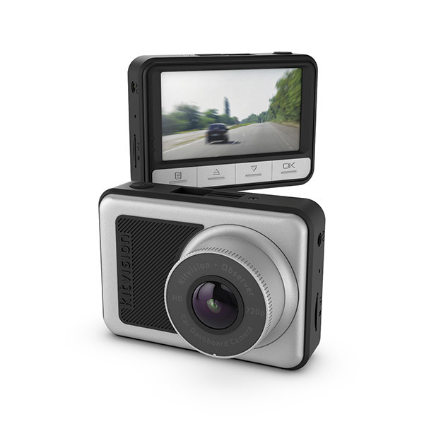 Kitvision OBSERVER HD Dash Camera Image