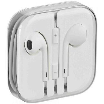 Apple In-Ear Headphones with Remote & Mic