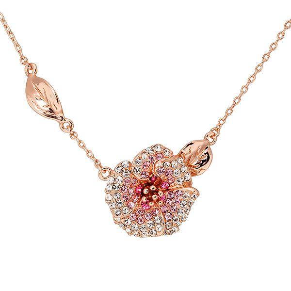 Pica LéLa DESERT ROSE Pendant Necklace Image
