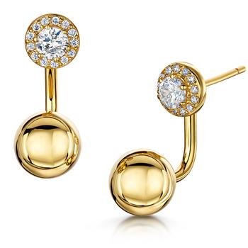 Infinity & Co SOPHIA Polished Earrings