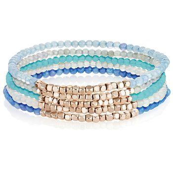 Buckley London SORBET Bracelet Set