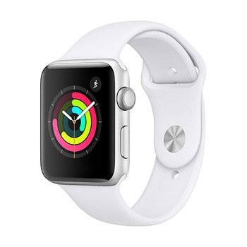 Apple Watch Series 3 GPS in Aluminum 42mm − Sport Band