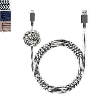 Native Union NIGHT CABLE Lightning to USB Cable 3m