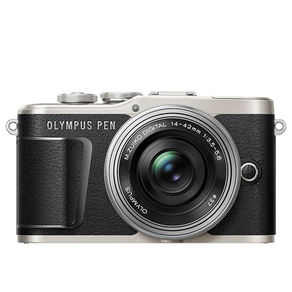 Olympus PEN E-PL9 Digital Camera with 14-42mm Lens Kit Image