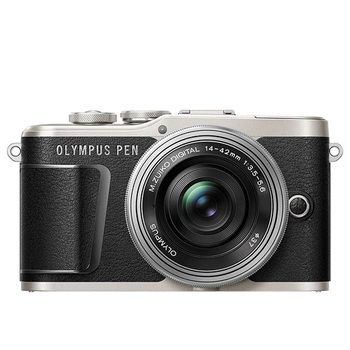 Olympus PEN E-PL9 Digital Camera with 14-42mm Lens Kit