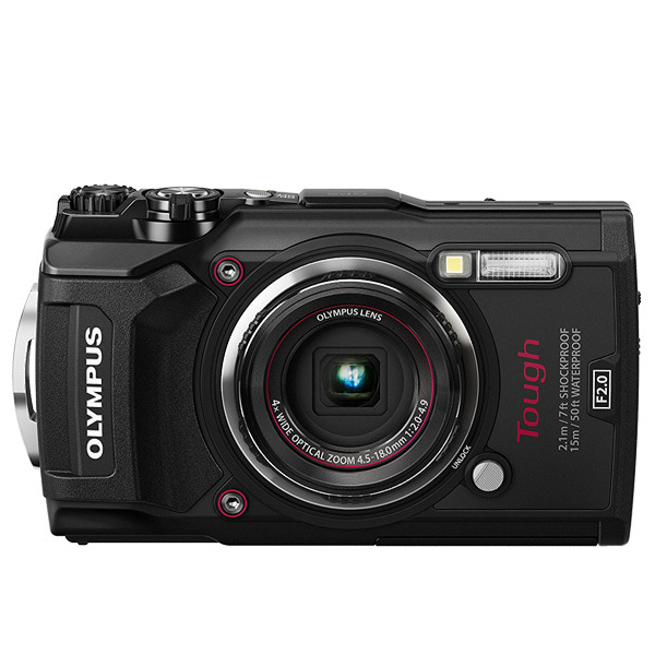 Olympus TG-5 Camera with Tough Adventure Pack Image