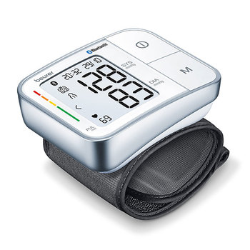 Beurer BC-57BT Wrist Blood Pressure Monitor with Bluetooth