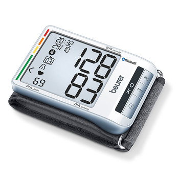 Beurer BC-85BT Wrist Blood Pressure Monitor with Bluetooth