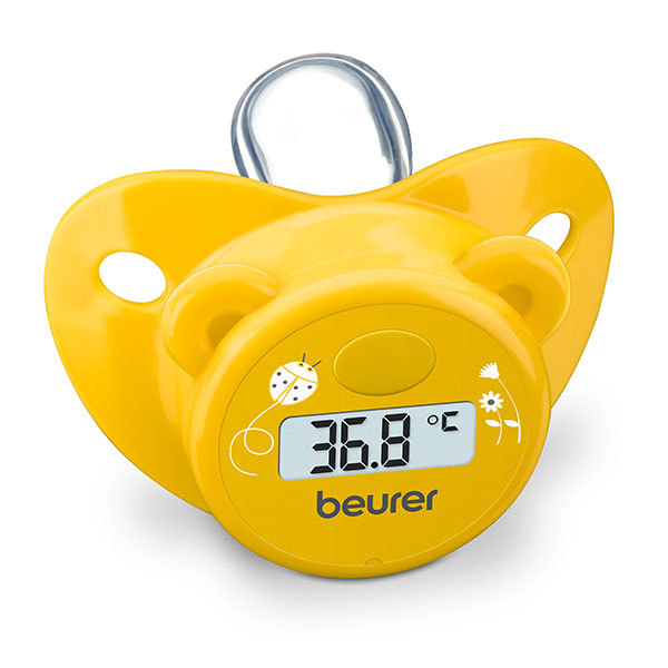 Beurer BY-20 Pacifier Thermometer for Kids Image