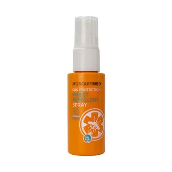 MosquitMed 2-in-1 Sun Protection Insect Repellent Spray 50ml