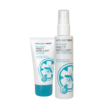 MosquitMed DELIGHT Insect Repellent Travel Set