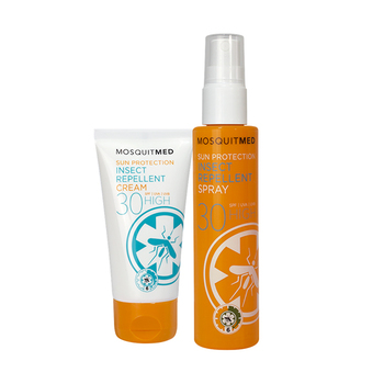 MosquitMed SPIRITED Insect Repellent Travel Set