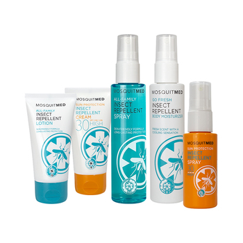 MosquitMed ALL COMFORT Insect Repellent Travel Set