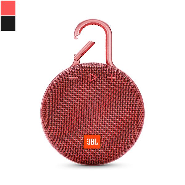 JBL Clip 3 Portable Bluetooth Speaker Image