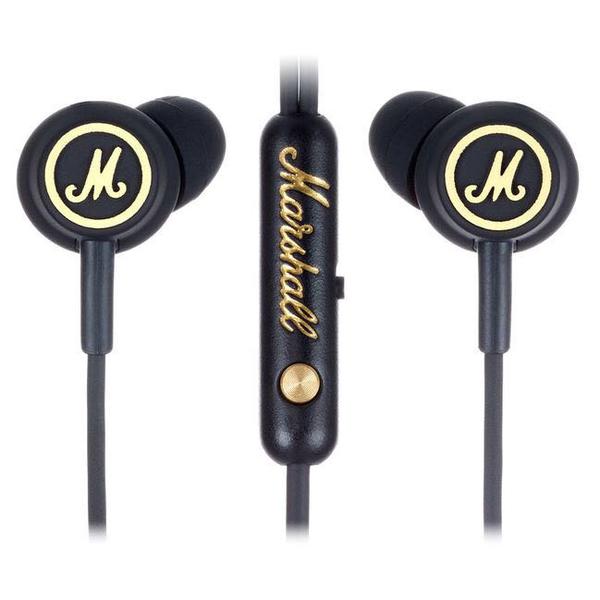 Marshall Mode EQ In-Ear Headphones Image