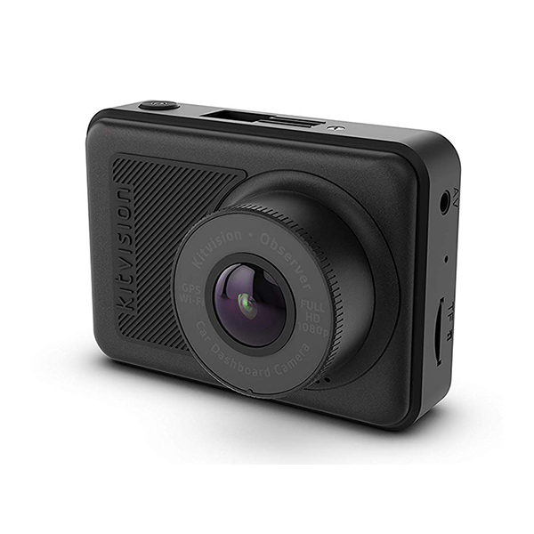 Kitvision OBSERVER 1080p Dashboard Camera with Wi-Fi & GPS Image
