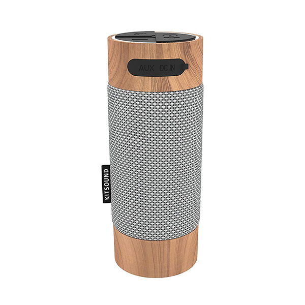 KitSound DIGGIT Outdoor Bluetooth Speaker Image