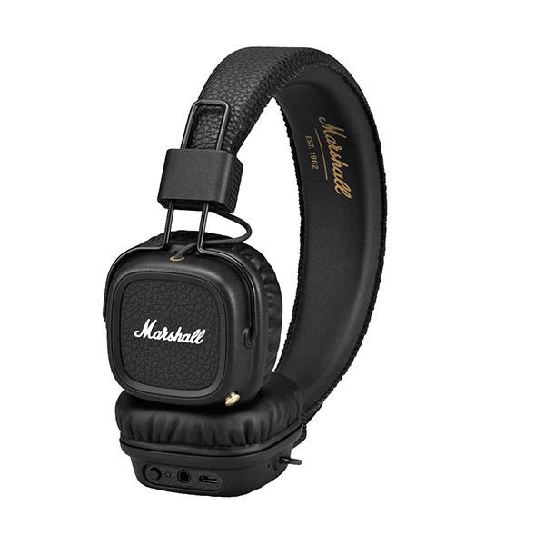 Marshall MAJOR III Bluetooth On-Ear Headphones Image