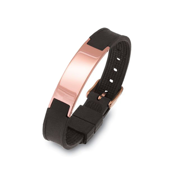 Lifetrons ROSE GOLD ELEGANCE Pure Health Bracelet