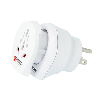 SKROSS USA Combo World Travel Adapters