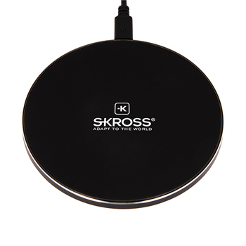 SKROSS Wireless Charging Pad with Micro USB