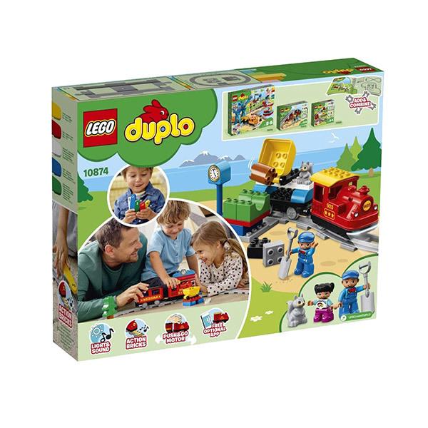 Lego DUPLO Steam Train Image