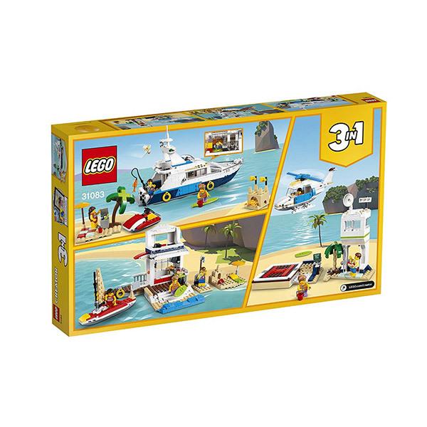 Lego CREATOR Cruising Adventures Image