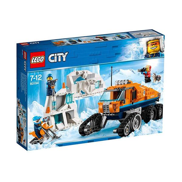 Lego CITY Arctic Scout Truck Image