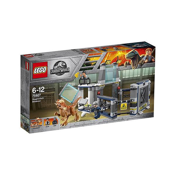 Lego JURASSIC WORLD Stygimoloch Breakout Image