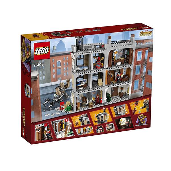 Lego MARVEL Sanctum Sanctorum Showdown Image