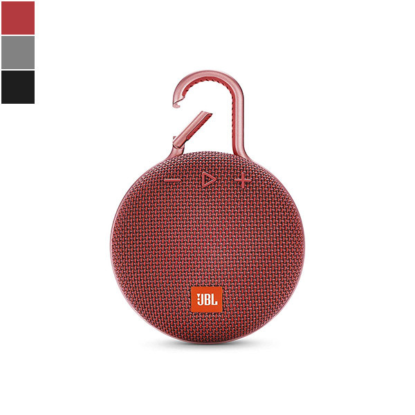 JBL Clip 3 Portable Bluetooth Wireless Speaker Image