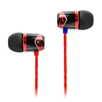 SoundMAGIC E10C In-Ear Isolating Earphones with Microphone
