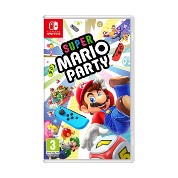 Nintendo SWITCH Game : Super Mario Party