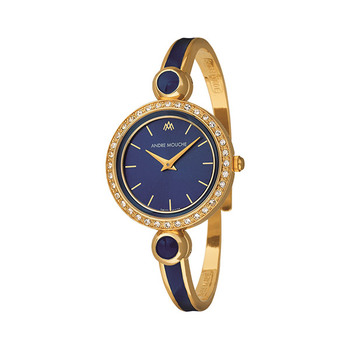 André Mouche ARIA Ladies Watch - Gold