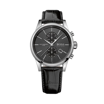 Hugo Boss JET Gents Chronograph with Leather Strap