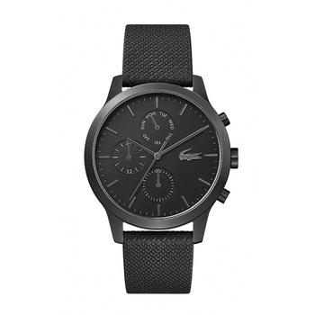 Lacoste 12.12 Multifunction Gents Watch − Black