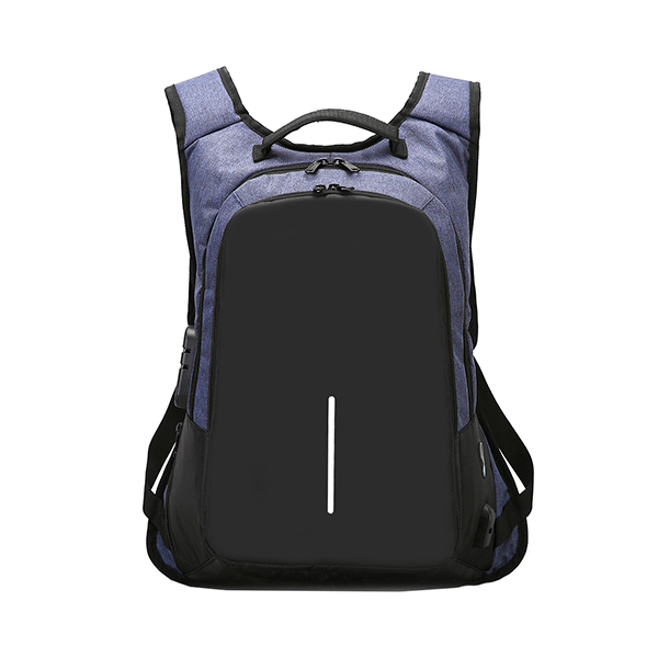 "Trends 15.6"" Laptop Anti-theft Backpack with USB Port Image"