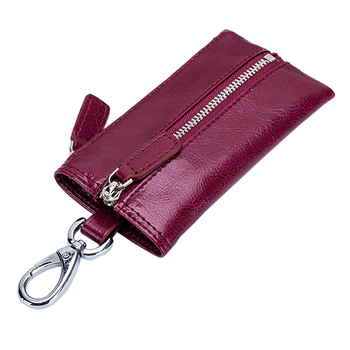 Trends Genuine Leather Key Holder Wallet