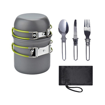 Trends Camping Cookware Set 5pcs