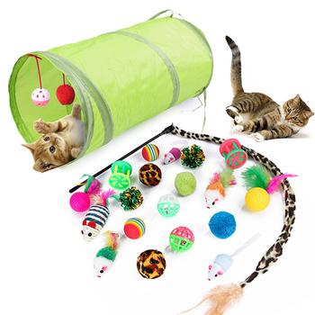 Trends Pet Cat Toy Set 21pcs