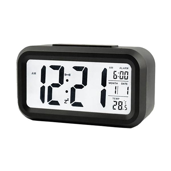 Trends Silent Desk Smart Digital Alarm Clock Image