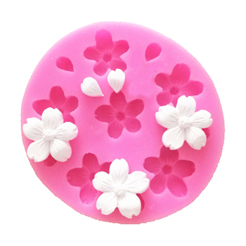 Trends Sakura Silicone Mold Set - 2pcs