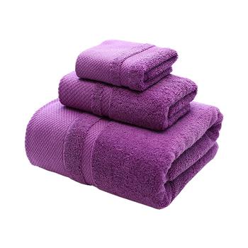 Trends Bath Towel Set - 3pcs